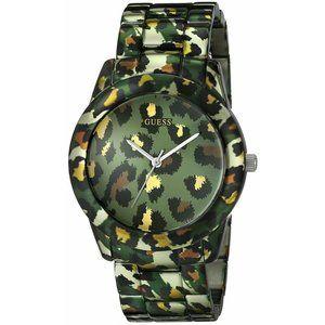 Guess Women's Safari Stainless Steel 39mm Watch